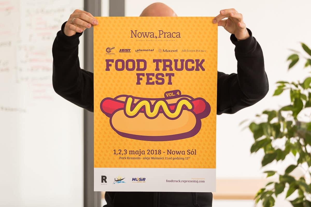 Food Trucki w Nowej Soli