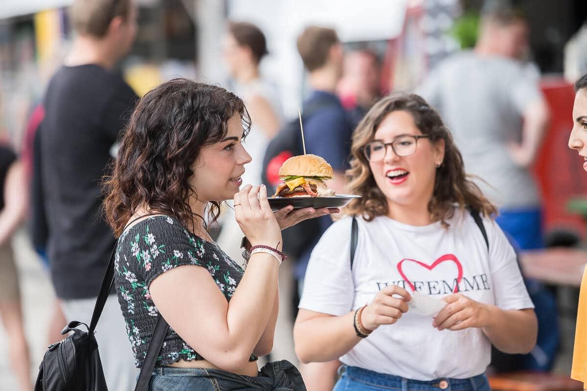 Osobliwości ulicznego jedzenia. Food Truck Fest vol 5