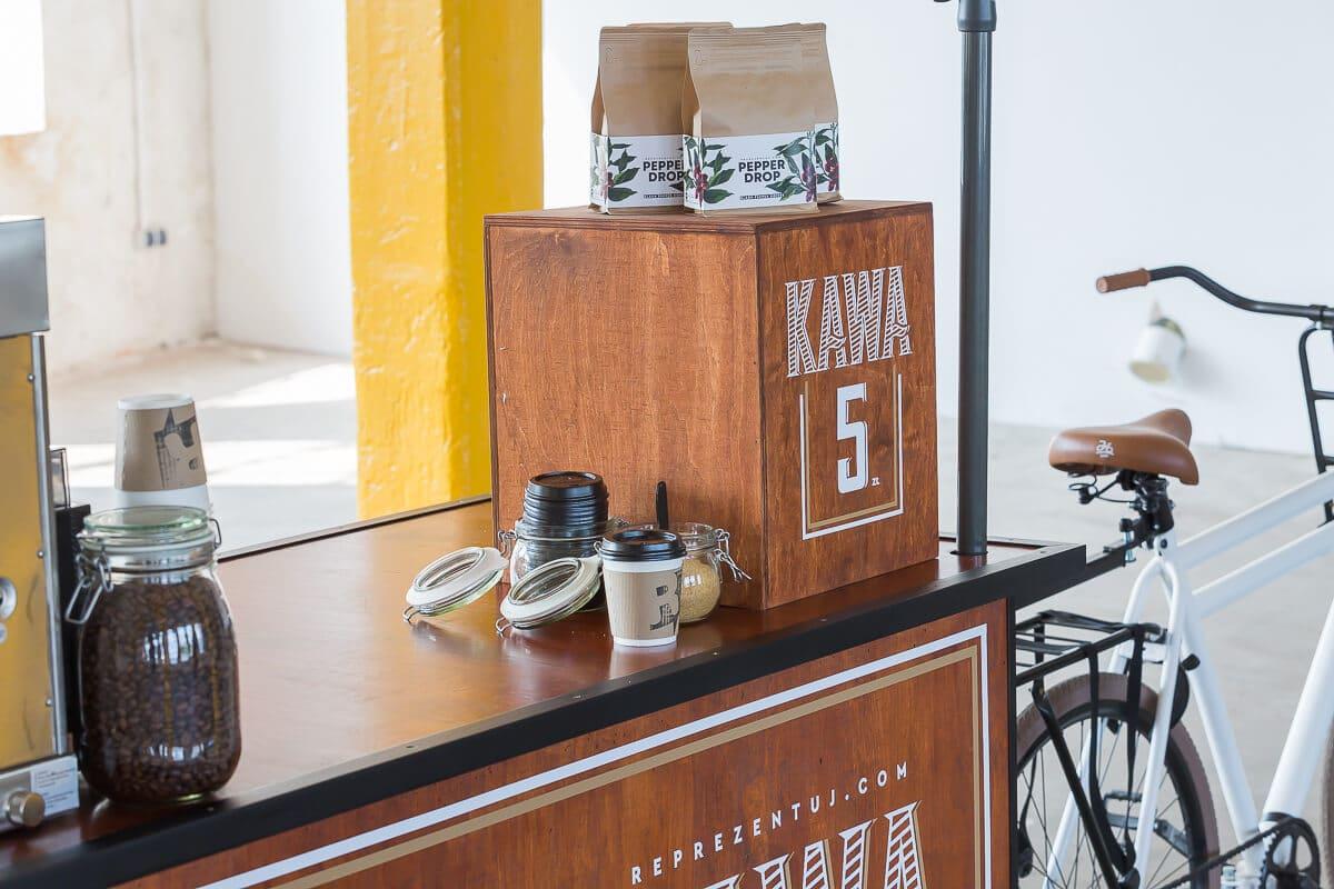 Kawa w kubku, na eventach!