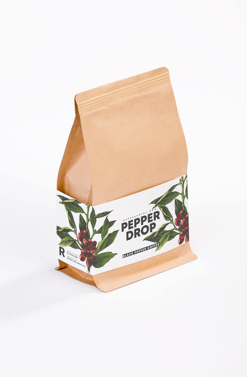 Pepperdrop – Black Pepper Coffee