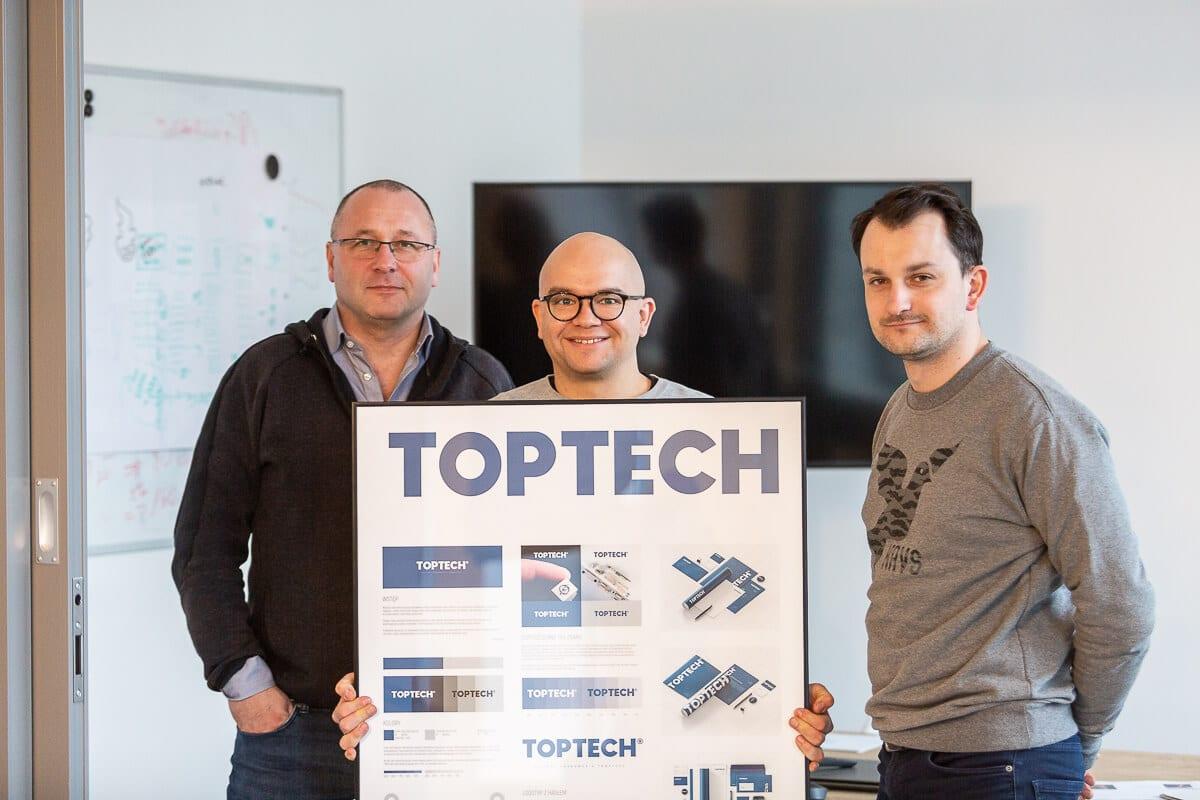 Toptech – systemy znakowania trwałego