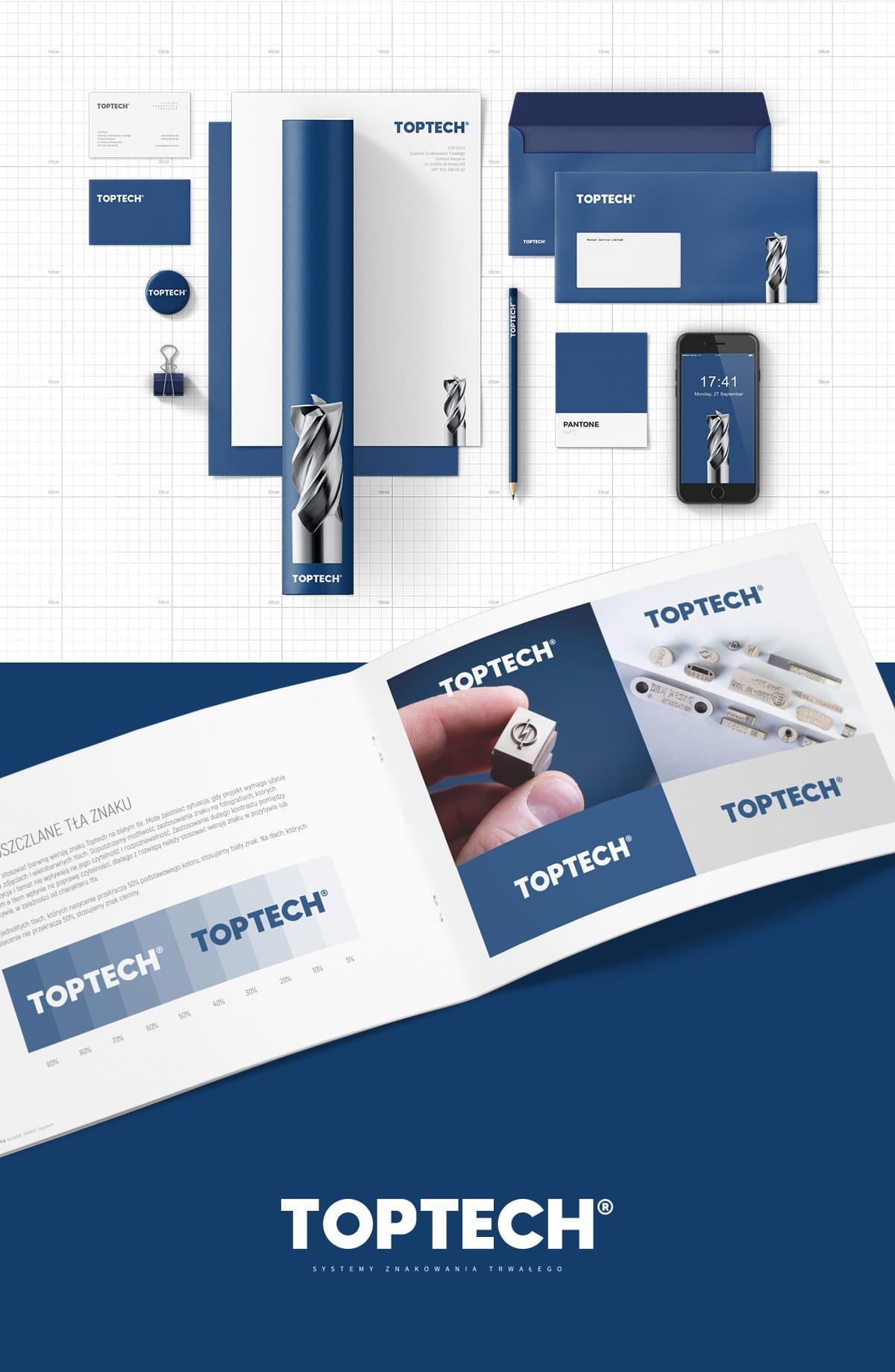 Toptech – zobacz nasz rebranding