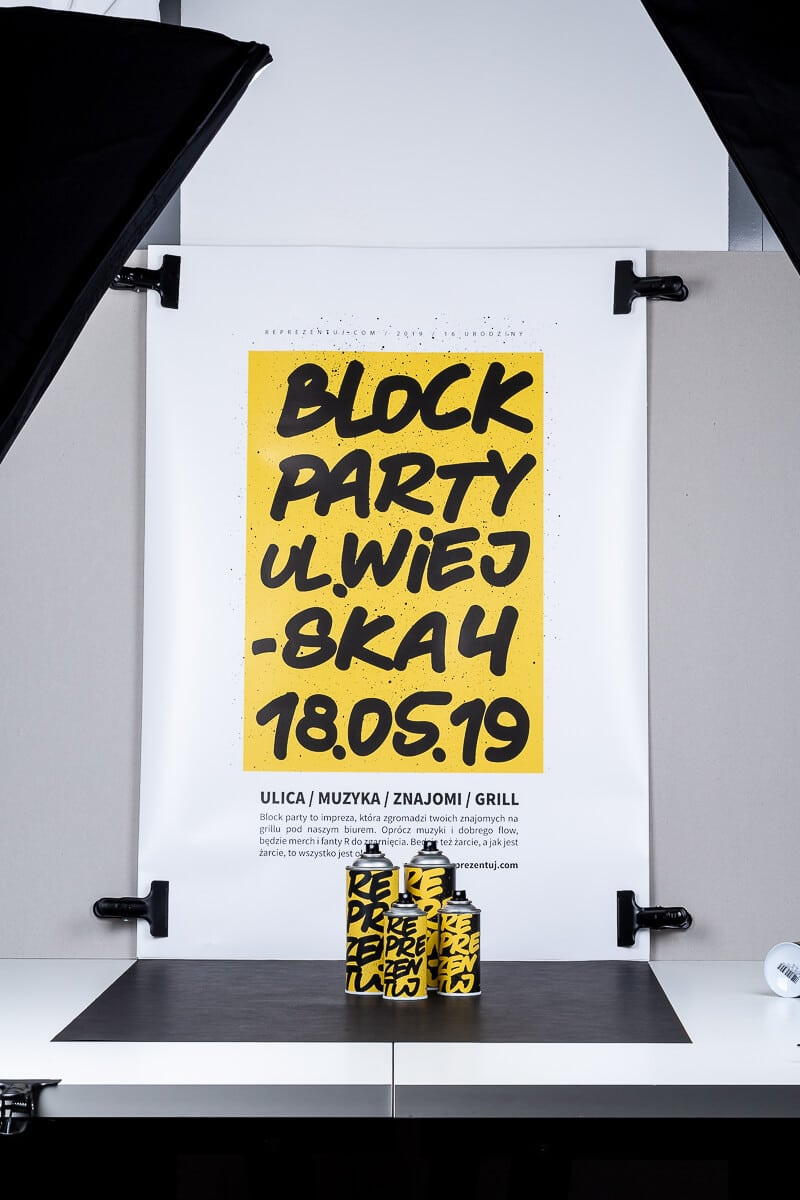 Block Party Reprezentuj.com 2019