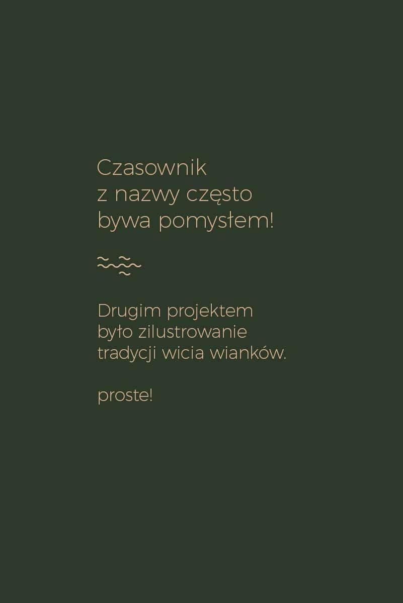 Wili Wianki – branding, kwiaty, Wrocław