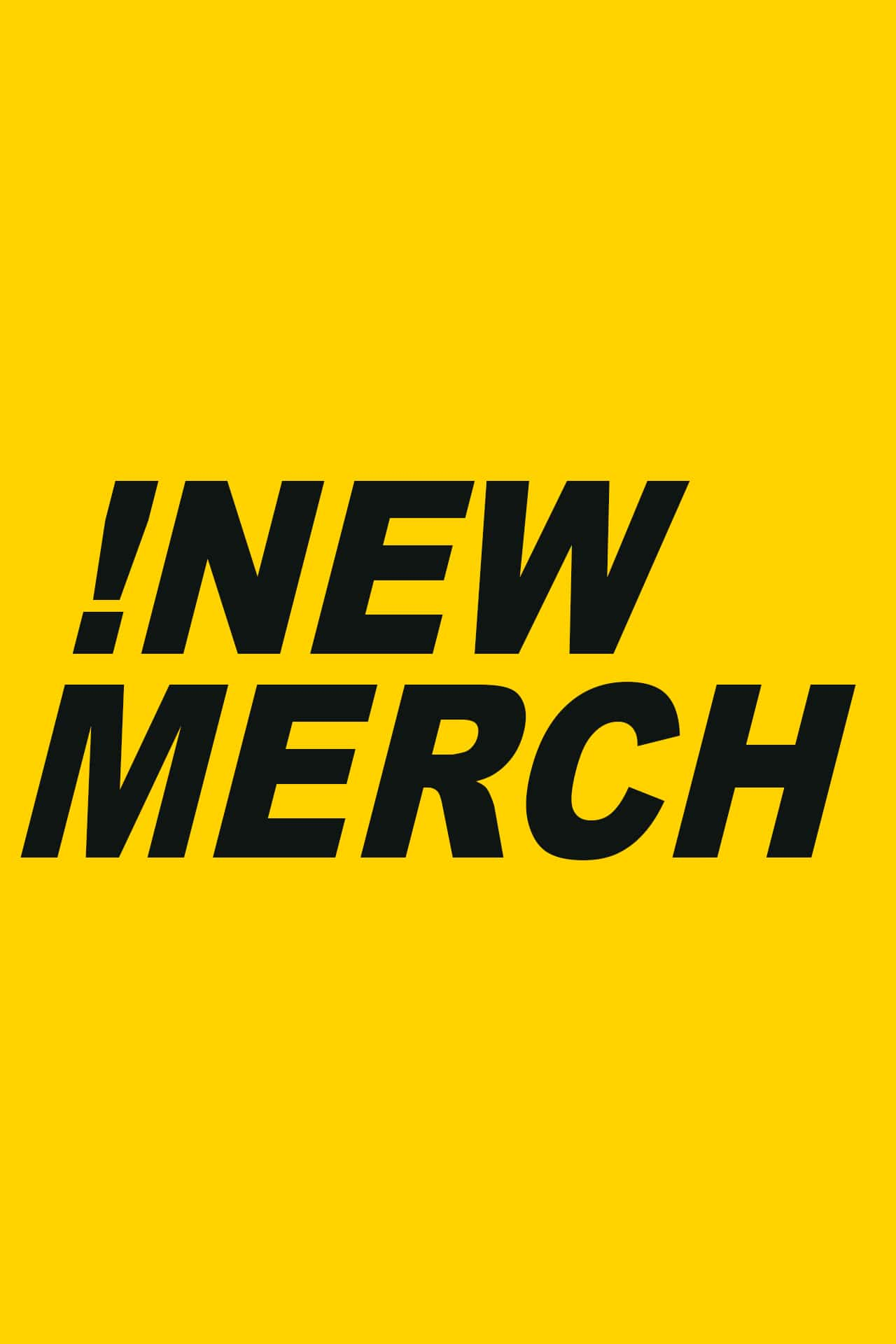 NEW MERCH !ALERT