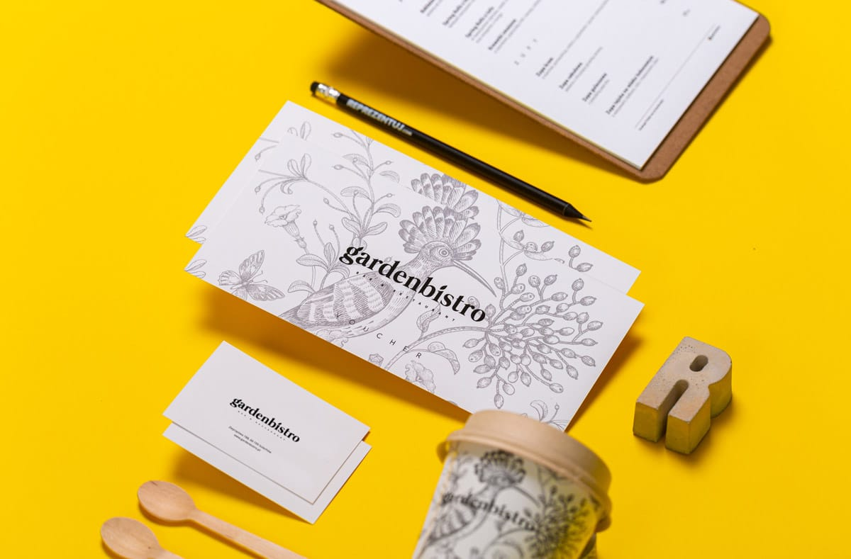 Gardenbistro – nazwa i branding